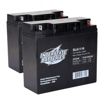 12V 18AH SLA Battery - Scooters and more