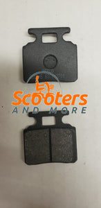 Front Disc Brake Pads For SM-Sport scooter - Scooters and more