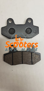 Rear disc brake pads for SM-Sport scooter - Scooters and more