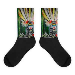Intuitive Warrior Socks