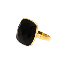 Load image into Gallery viewer, Black Onyx Statement Ring