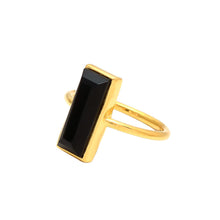 Load image into Gallery viewer, Black Onyx Ring