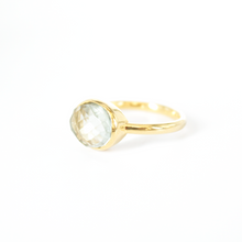 Load image into Gallery viewer, Green Amethyst Rings