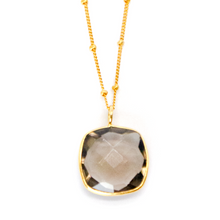 Load image into Gallery viewer, Smoky Quartz Necklace