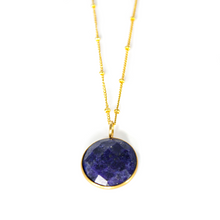 Load image into Gallery viewer, Lapis Necklace