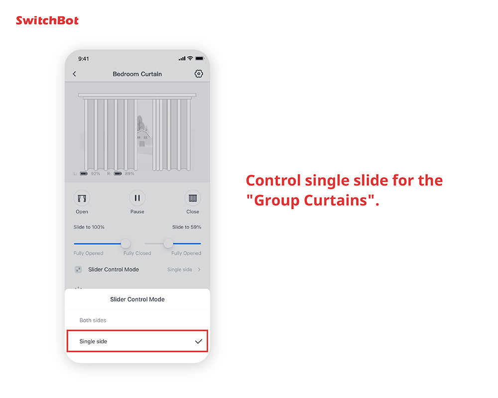 SwitchBot Introducing iOS 4.0 and Android 5.0 App