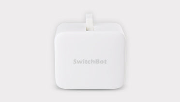 SwitchBot Smart Switch Button Pusher - No Wiring, Wireless App or Timer Control, Add SwitchBot Hub compatible with Google Home, Alexa, HomePod, IFTTT