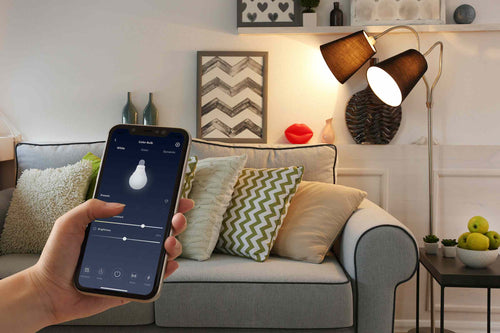 SwitchBot color Bulb - remote control