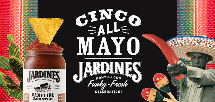 Jardines® Invites You to Cinco All Mayo With Month-Long Savings and Surprises