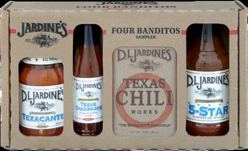 DLJ Four Banditos Gift Box