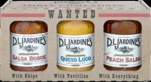 DLJ Three Compadres Salsa Gift Box