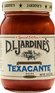 DLJ Texacante Salsa, Medium