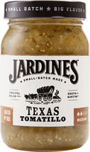 Load image into Gallery viewer, Texas Tomatillo Salsa, Medium