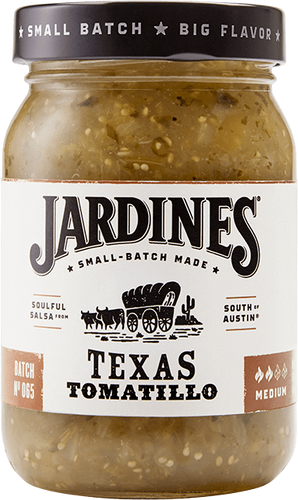 Texas Tomatillo Salsa, Medium