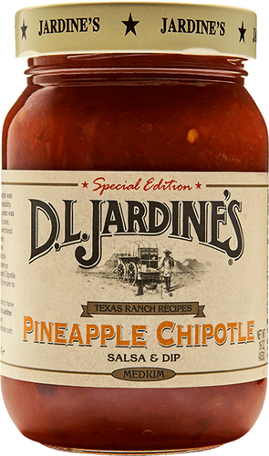 DLJ Pineapple Chipotle Salsa, Medium