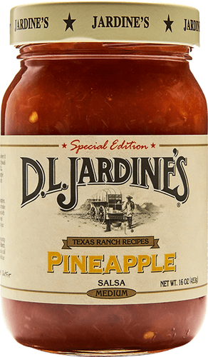 DLJ Pineapple Salsa, Medium