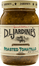 Load image into Gallery viewer, DLJ Roasted Tomatillo Salsa, Medium