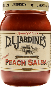 DLJ Original Peach Salsa, Medium