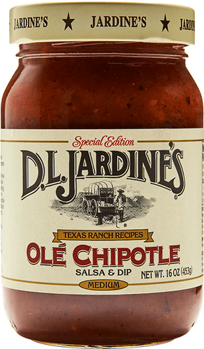 DLJ Olé Chipotle Salsa, Medium