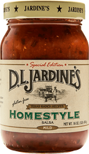 Load image into Gallery viewer, DLJ Homestyle Salsa, Mild