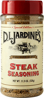 DLJ Steak Seasoning