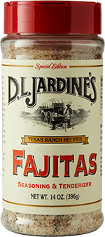 DLJ Fajita Seasoning