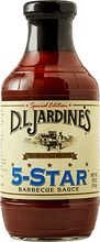 Load image into Gallery viewer, DLJ 5-Star BBQ Sauce