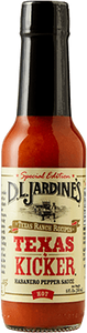 DLJ Texas Kicker Habanero Pepper Sauce- new recipe
