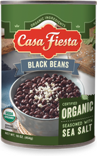 Load image into Gallery viewer, Organic Black Beans
