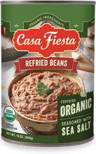 Load image into Gallery viewer, Organic Refried Beans