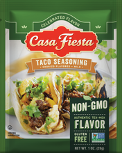 Load image into Gallery viewer, Non-GMO Chorizo-Flavored Taco Seasoning, Mild