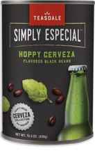 Load image into Gallery viewer, Teasdale Simply Especial Hoppy Cerveza-Flavored Black Beans