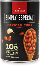 Load image into Gallery viewer, Teasdale Simply Especial Mexican-Style Chili Beans