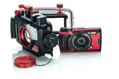 TG6 camera+housing set