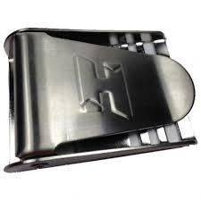 Stainless weight belt buckle