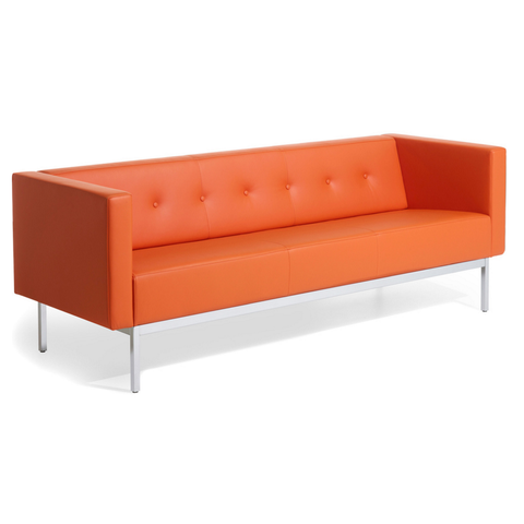 artifort 070 2.2 seat sofa with arms
