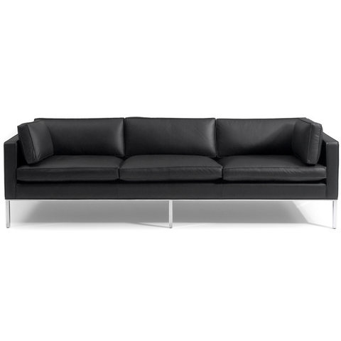 artifort 905 2.5 seat/3 cushion comfort sofa
