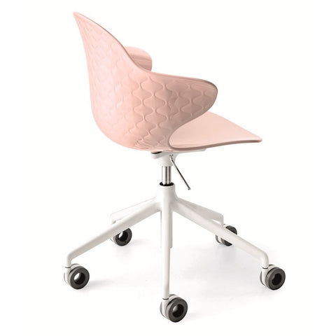 calligaris saint tropez office chair