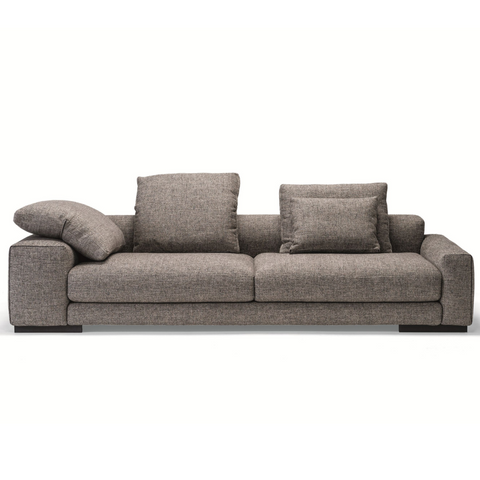 Arketipo Atlas Sofa 2 seater combo in fabric