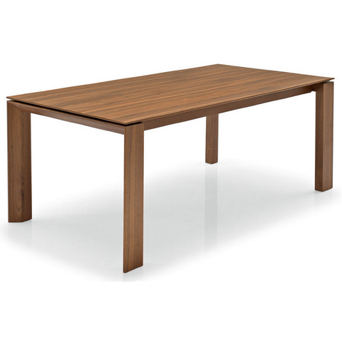 Sigma wood 180 dining table