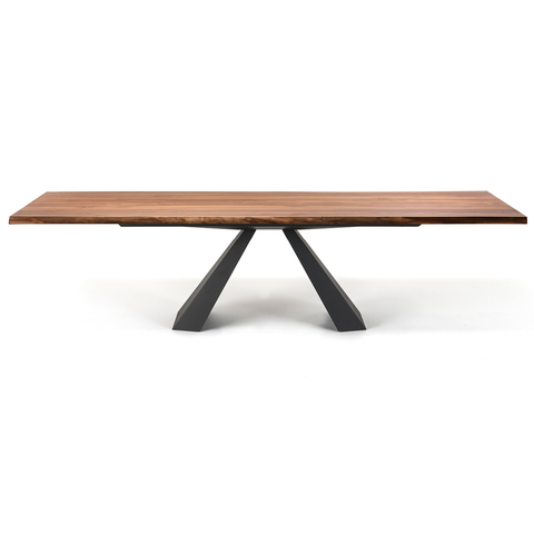 cattelan eliot wood dining table