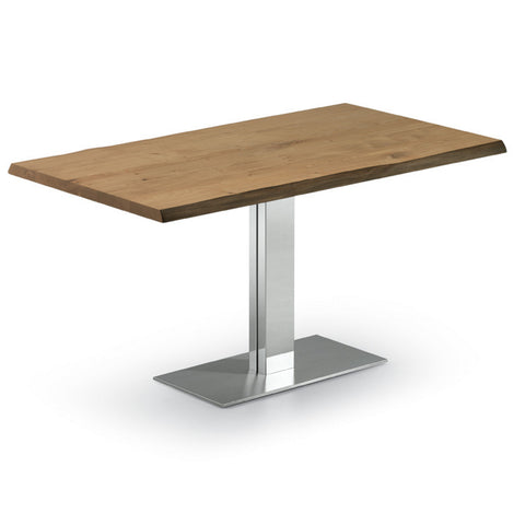cattelan elvis wood dining table