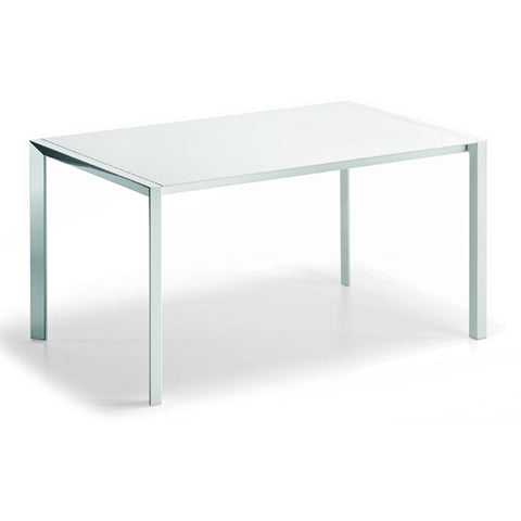cattelan pedro dining table in white