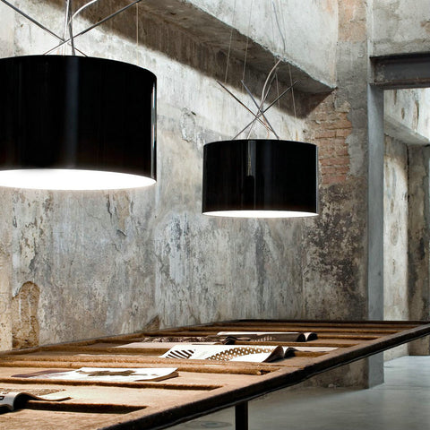 flos ray s suspension lamps