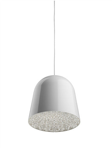 Flos's Contemporary Can Can Mini Suspension Lights White