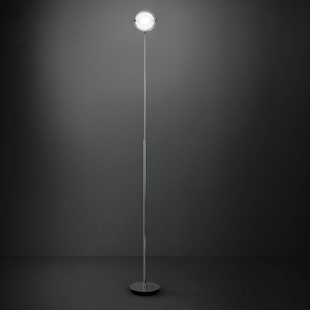 fontanaarte nobi floor light | modern lamps | glass