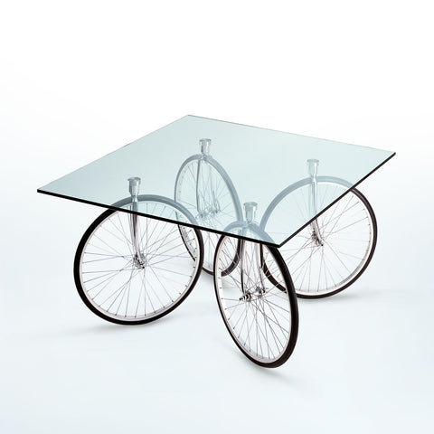 FontanaArte's Tour Contemporary Dining Table