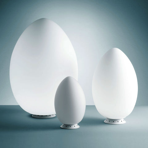 FontanaArte Uovo Contemporary Table Lamp