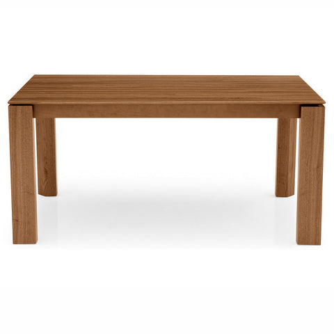 calligaris omnia wood 160 dining table