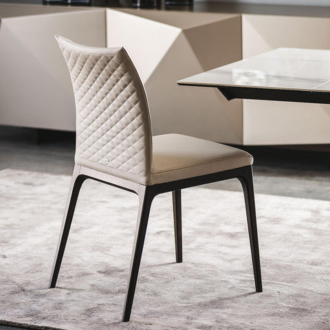cattelan arcadia couture dining chair